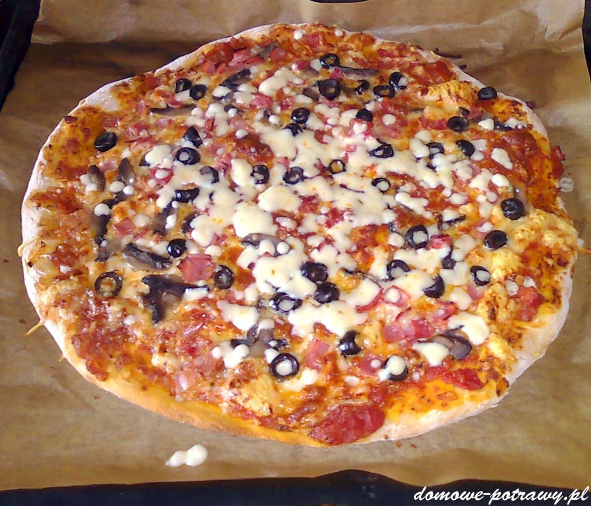 Photo of Pizza tradycyjna