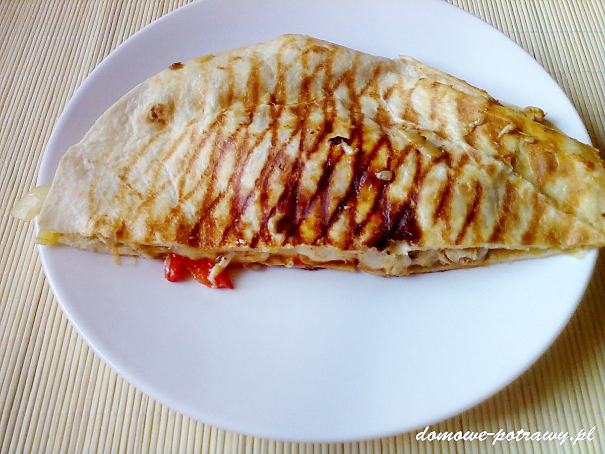 Photo of Quesadillas z kurczakiem